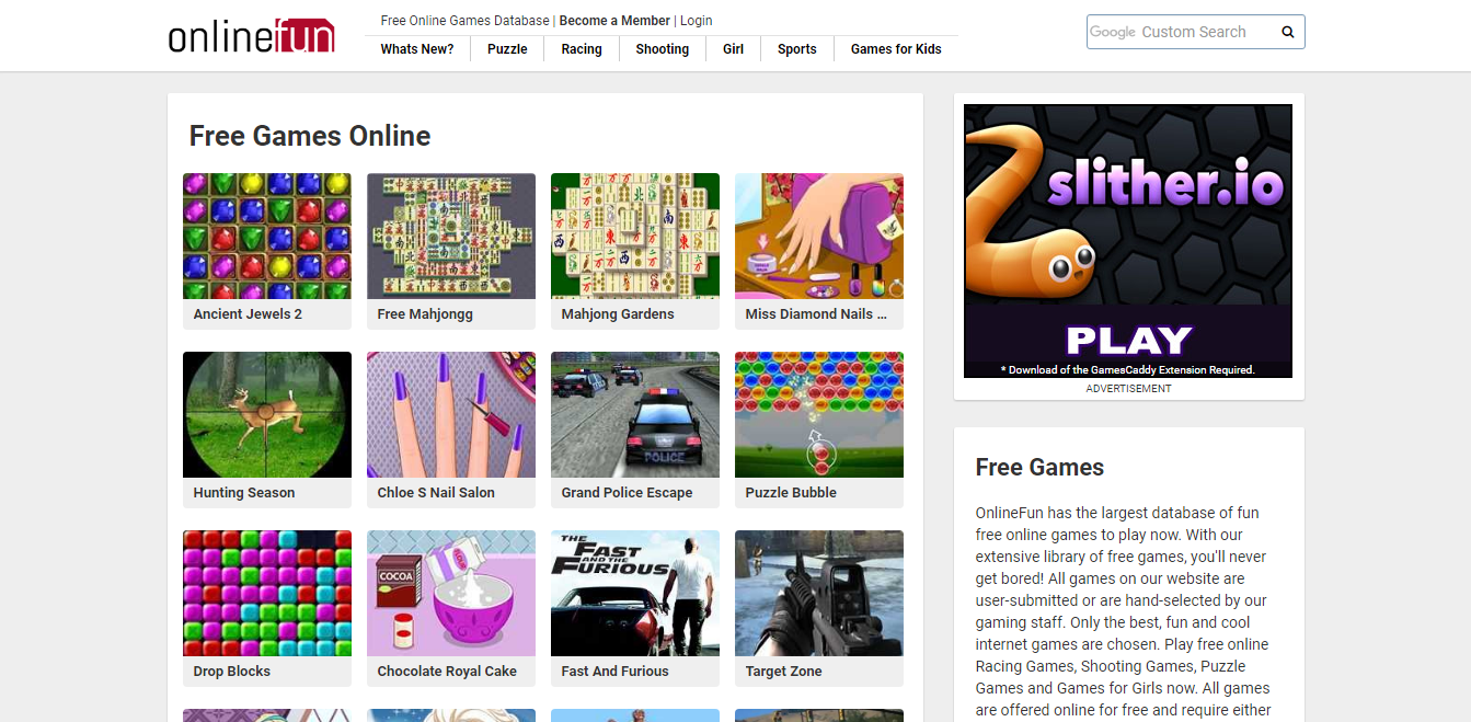 Free Games   Free All Games at OnlineFun.png