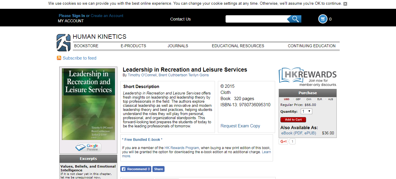 Leadership in Recreation and Leisure Services   Timothy O Connell  Brent Cuthbertson.png