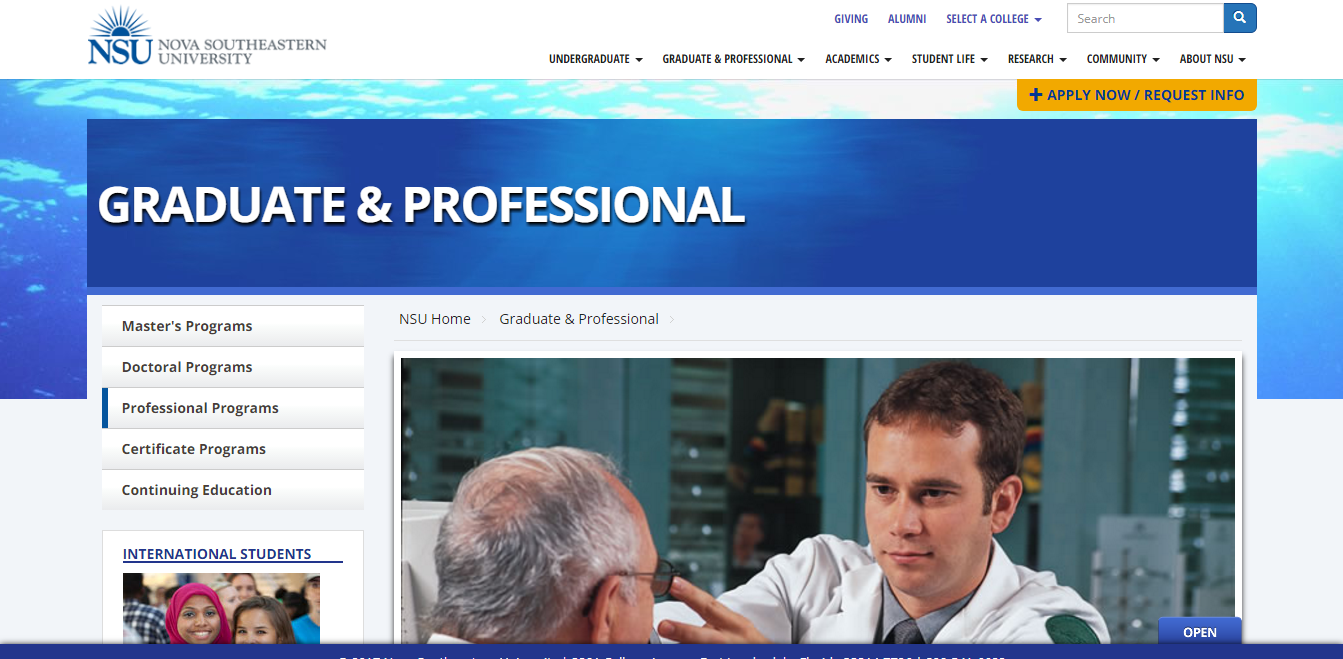 Professional Programs   Doctorate Degrees   Nova Southeastern University.png