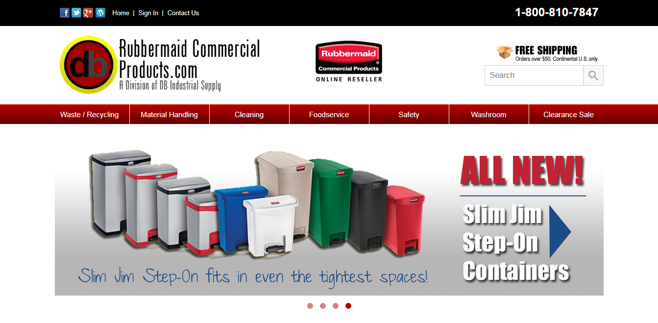 Rubbermaid Products   United Receptacle Waste Containers   Janitorial Supplies.png